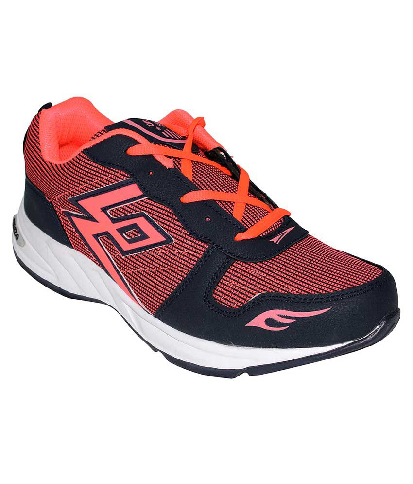 Senzo Red Running Shoes