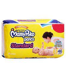 MamyPoko Pants Std Small 46 Pieces