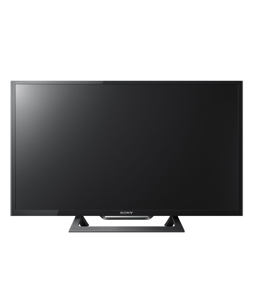 buy sony klv 32r412d 80 cm 32 hd ready hdr led television online at best price in india. Black Bedroom Furniture Sets. Home Design Ideas