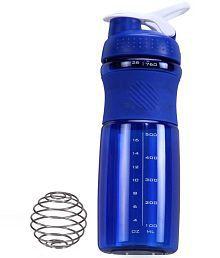 KLS Blue Heavy Blender Shaker Bottle - 760 Ml