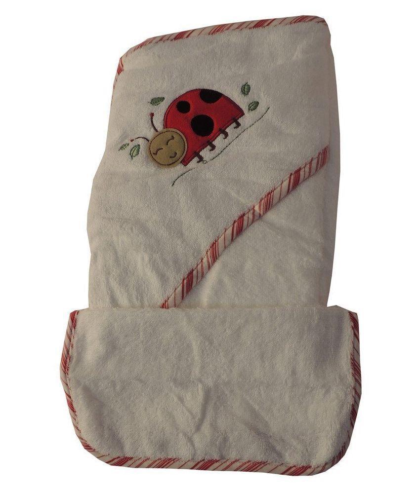 Baby Bucket White Cotton Baby Wraps