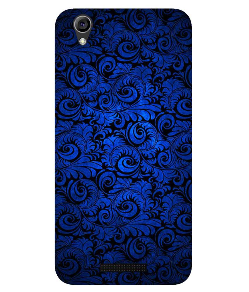 promo code 2ab5b 804c8 Fasheen Designer Soft Back Cover For Lava Iris Atom 3 -Multicolour ...