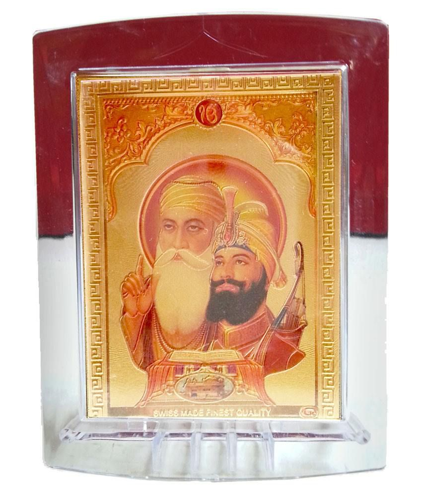 Gold Art 4 U Guru Govind Singh Painting