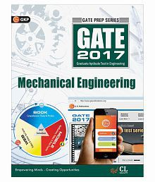 Gate Guide Mechanical Engg. 2017 Paperback English