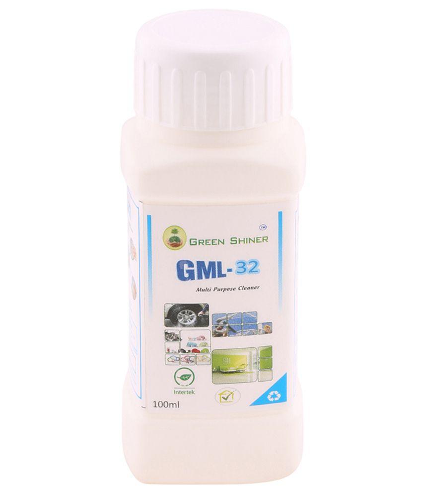 Green Shiner Cleaning Kit - 1100 ml