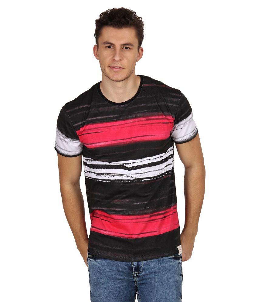 O.H.M Multi Round T Shirts