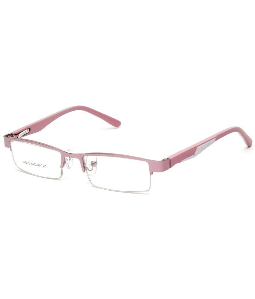 Specky Pink Rectangle Spectacle Frame