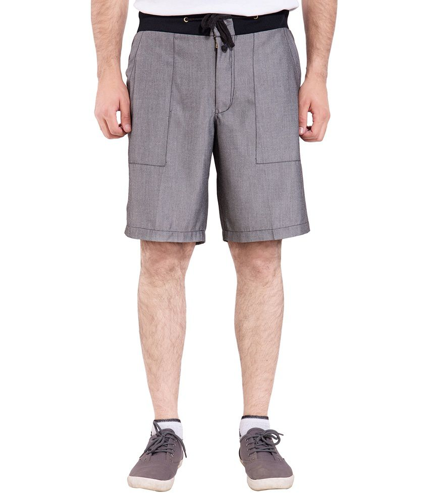 Tam Creatio Grey Shorts