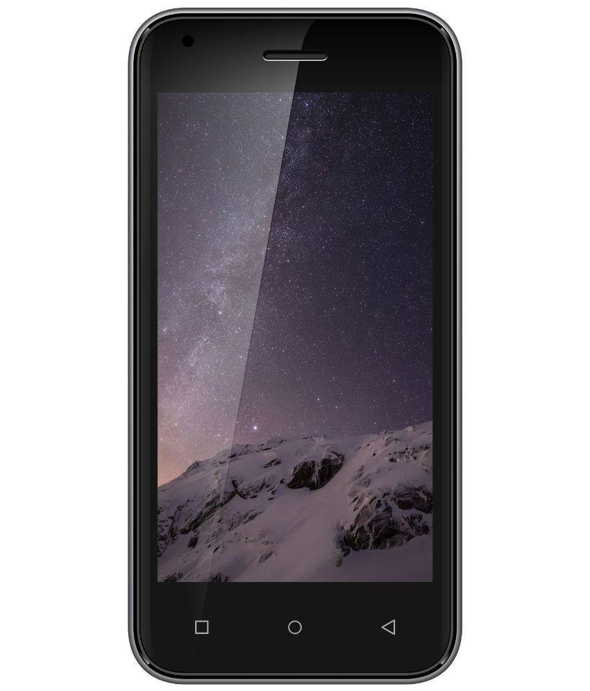 Zen Admire SXY 8GB Gray