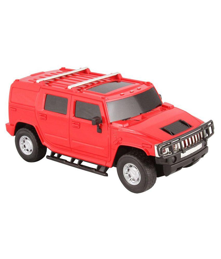 55% OFF On Fantasy India Black Remote Controlled Hummer H2 Suv Car .