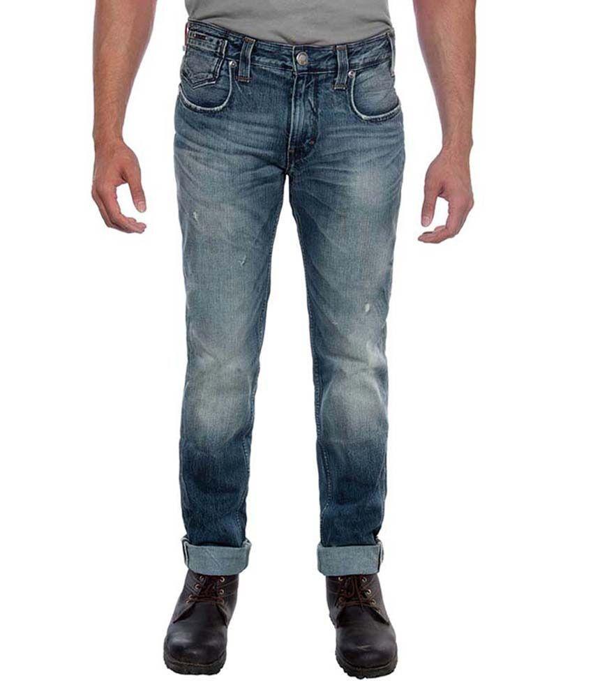 Levis Redloop Men Blue Jeans