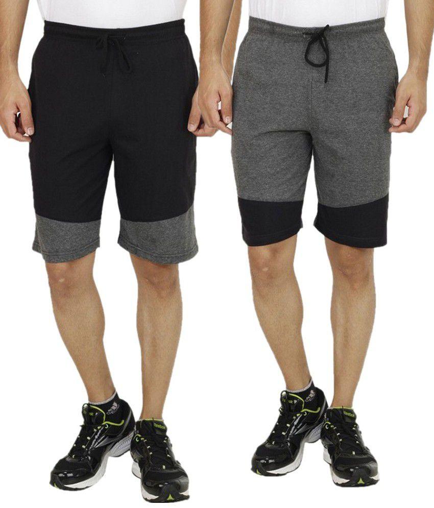 Christy world Multi Shorts With Shorts