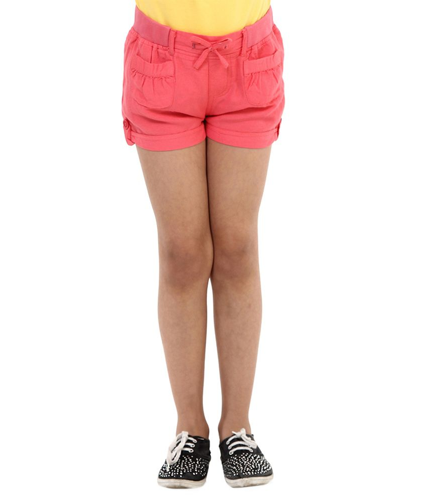 Oxolloxo Pink Shorts
