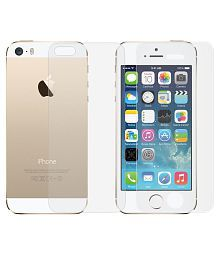 Apple iPhone 5S Tempered Glass Screen Guard by Oms Zone