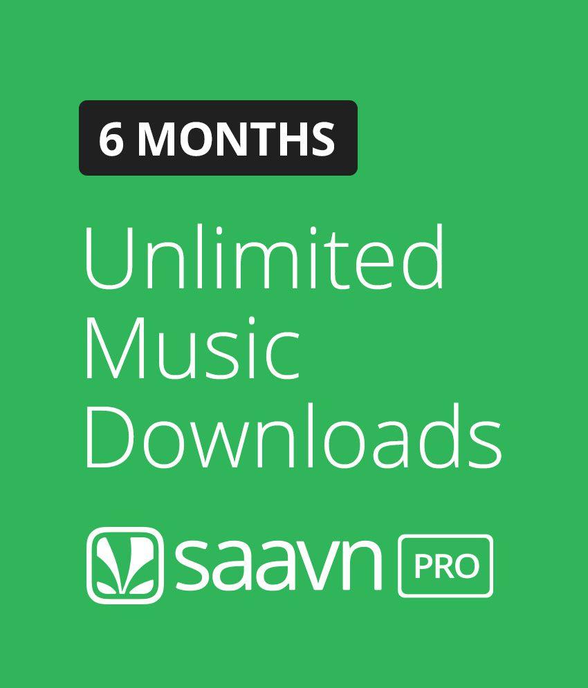 Saavn pro at rs 1