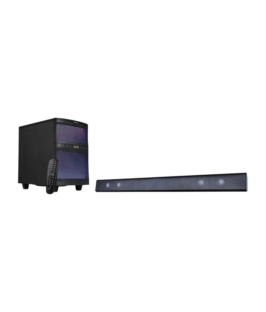 Buy F&D T-200X Bluetooth Soundbar Online At Best Price In