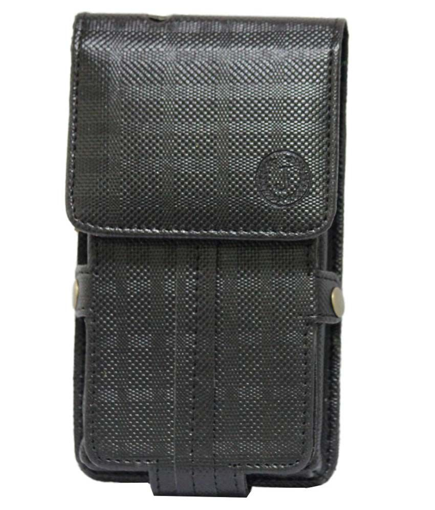 Jo Jo Holster Pouch for Obi Worldphone SF1 - Black
