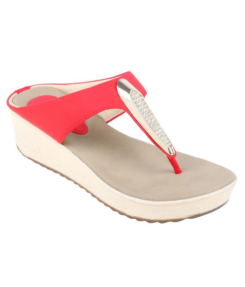 Nutan Stores Red Heels