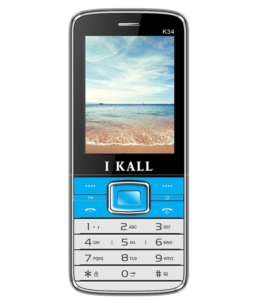 I Kall k 34 Below 256 MB Blue