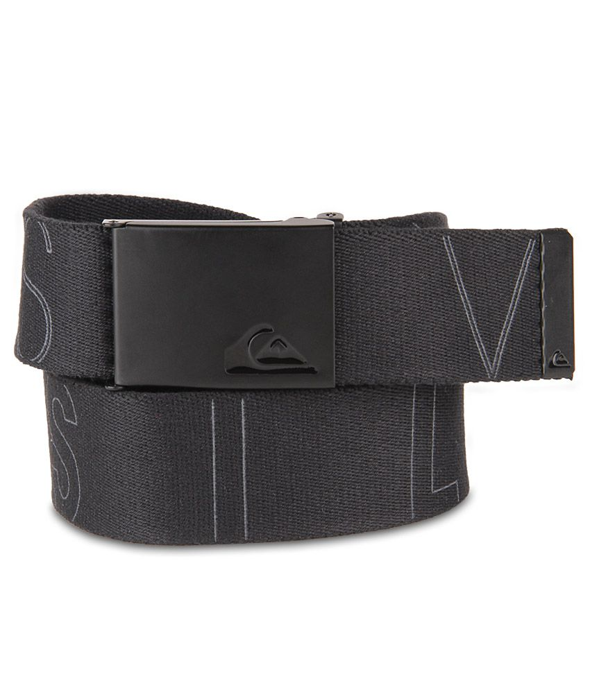 Quiksilver Gray Belt