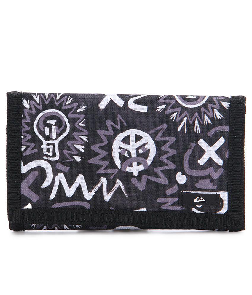 8d69e71c27 Quiksilver Multi Colour Traveller Wallet