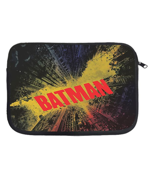 Design Worlds Polyester 15 Inch Laptop Sleeve - Multicolor