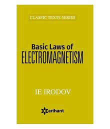 Basic Laws of Electromagnetism [Paperback] English 1st Edition