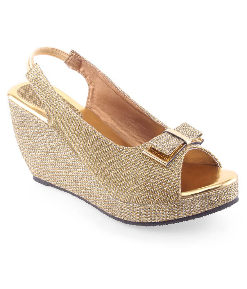 Shoe Lab Gold Ethnic discount view extremely cheap online cheap the cheapest with mastercard online L4oFnfcapK