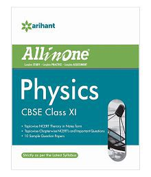 All in One PHYSICS CBSE Class 11th (Paperback) English 4th Edition