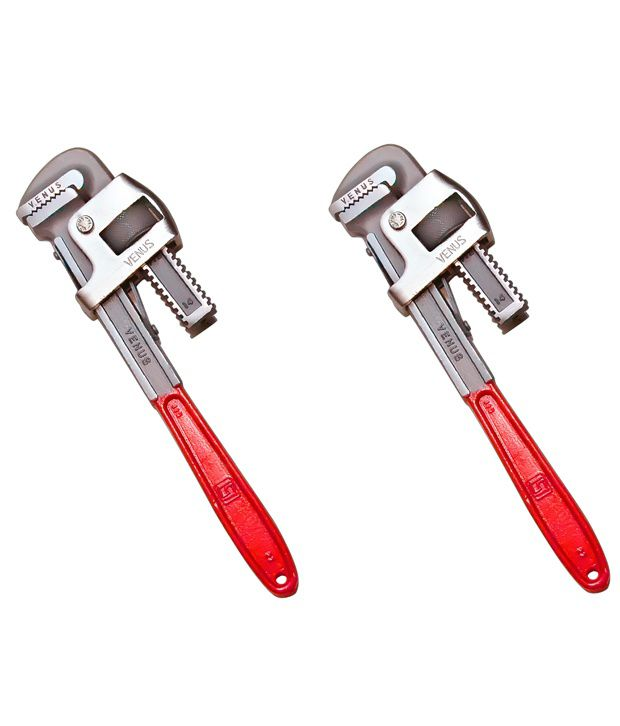 Venus Pipe Wrench 24 Inch Pack Of 2