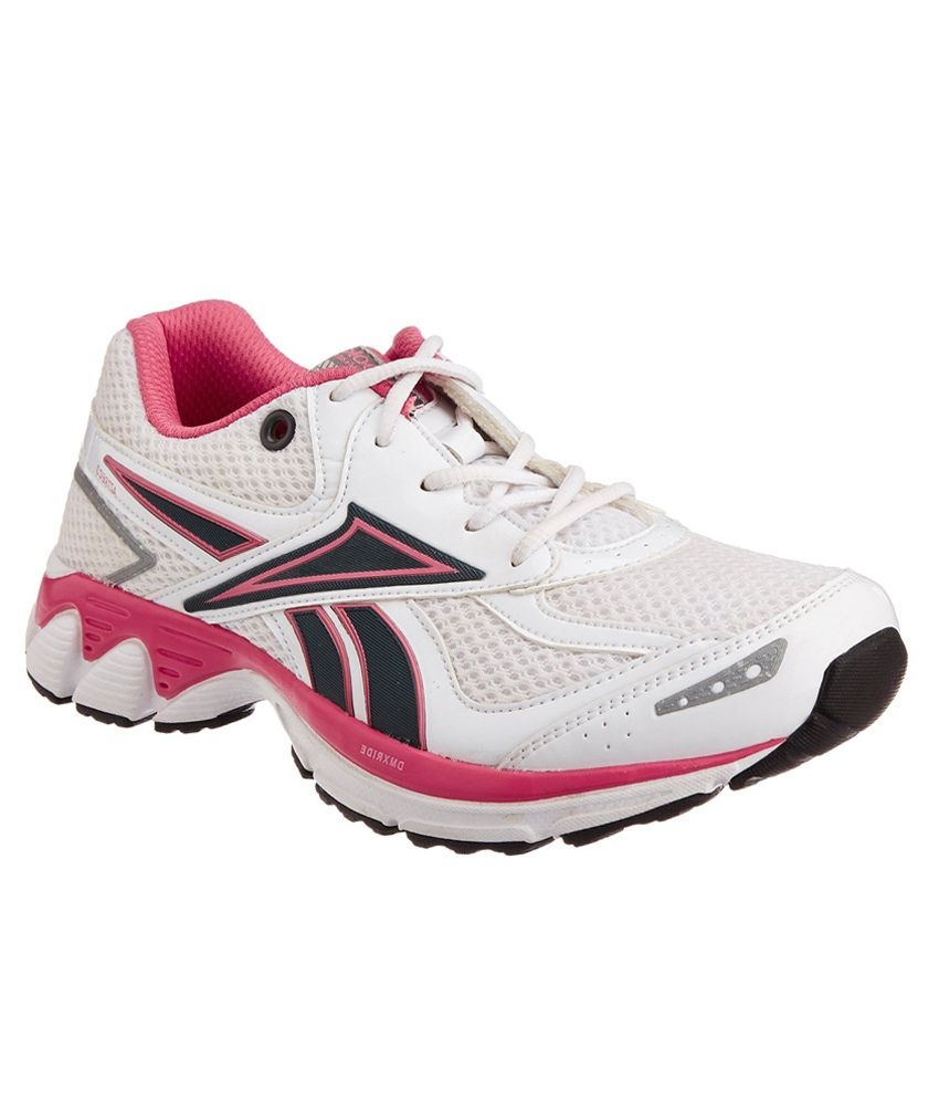83de2e8f21a1 Reebok White Running Sports Shoes available at SnapDeal for Rs.2999