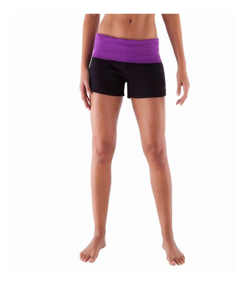 DOMYOS Bio Women's Yoga Shorts By Decathlon
