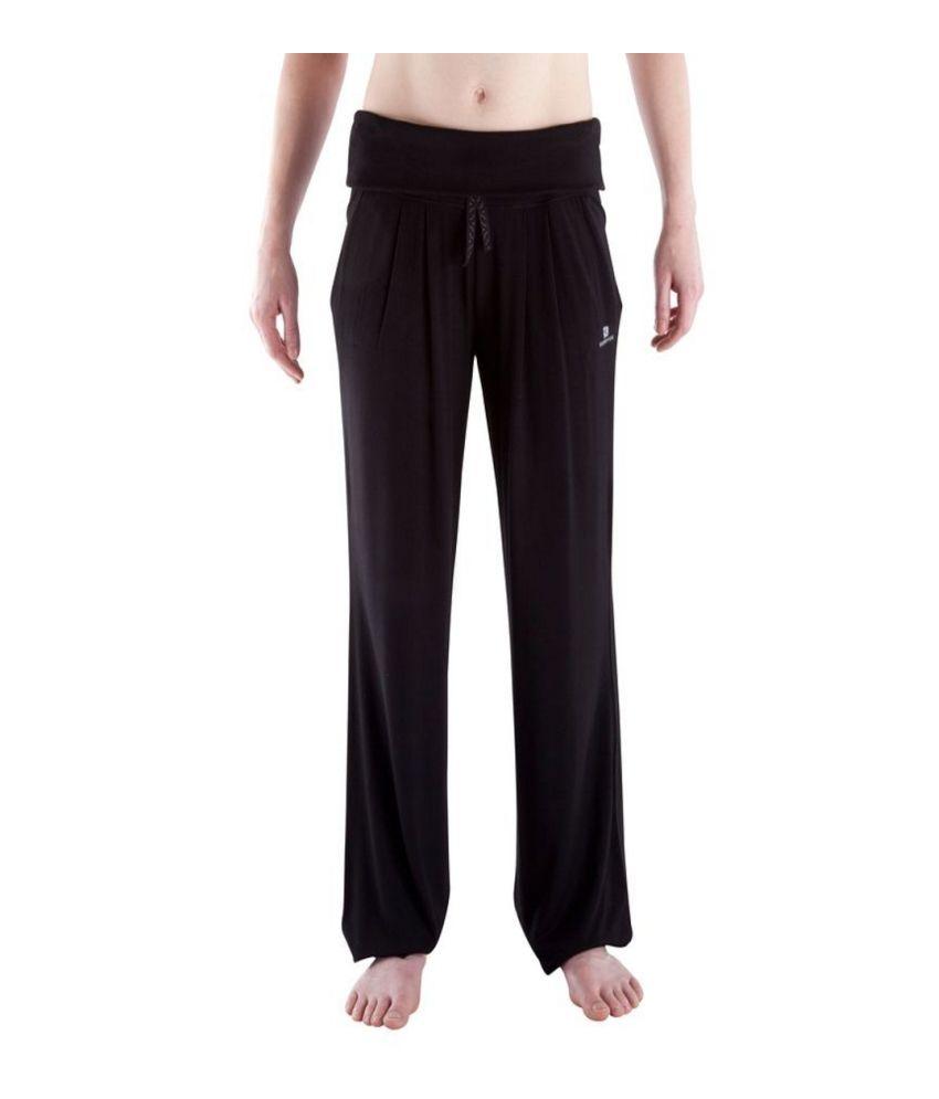 DOMYOS Cal Spa Women's Yoga Trousers By Decathlon