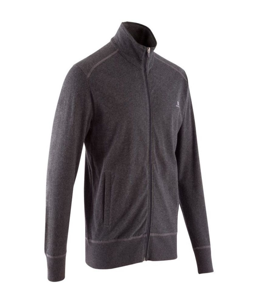 27% OFF on DOMYOS Men s Fitness Jacket By Decathlon on Snapdeal ... 5d3d7102cb4