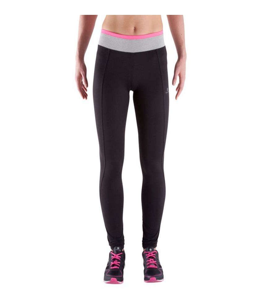 DOMYOS Women's Basic Cardio Leggings By Decathlon