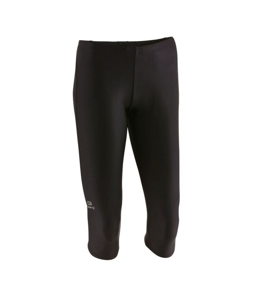 KALENJI Ekiden 3/4 Women Running Tights By Decathlon