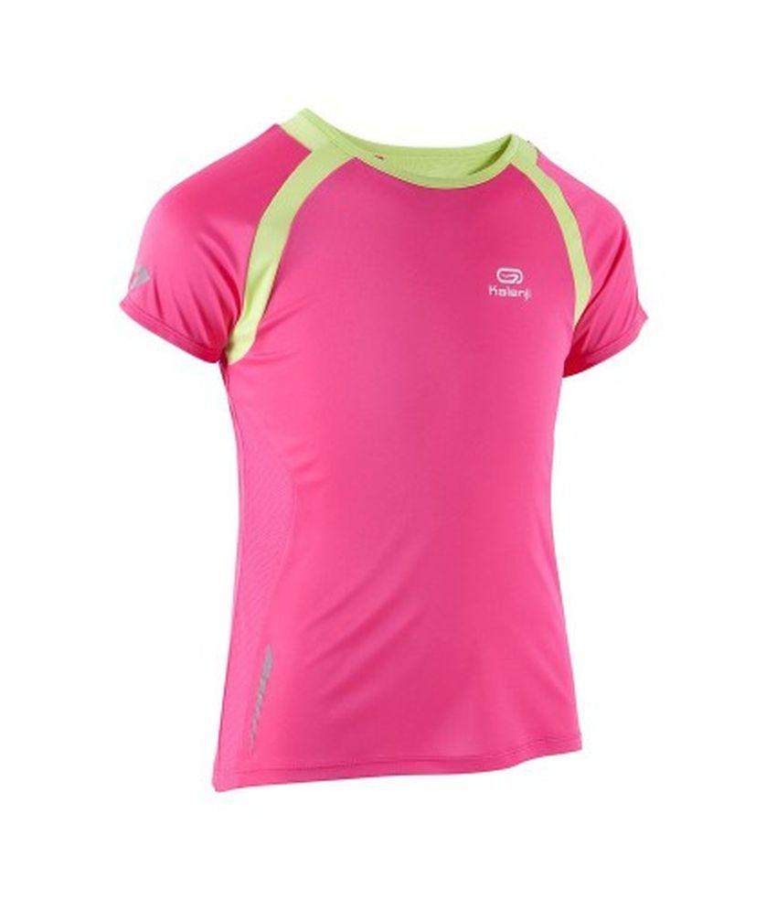 KALENJI Kiprun Junior Running T Shirt By Decathlon
