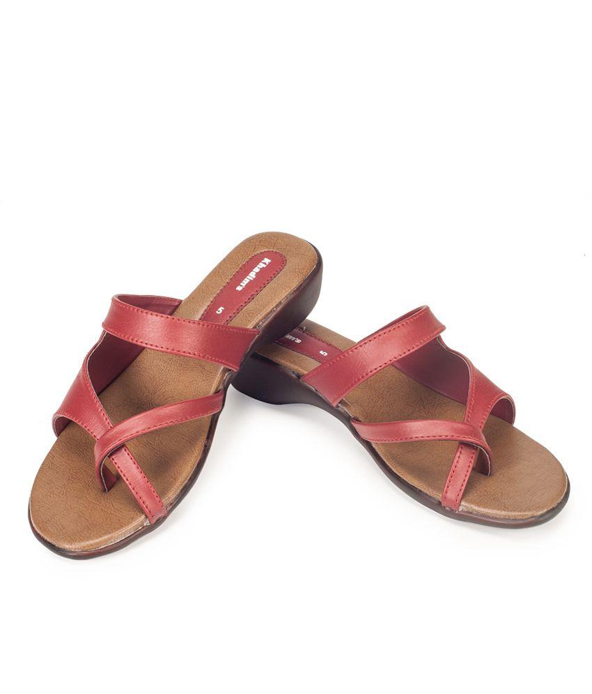 discount cheapest price Khadim's PeachPuff Wedges Heels pick a best cheap price txD2WU8