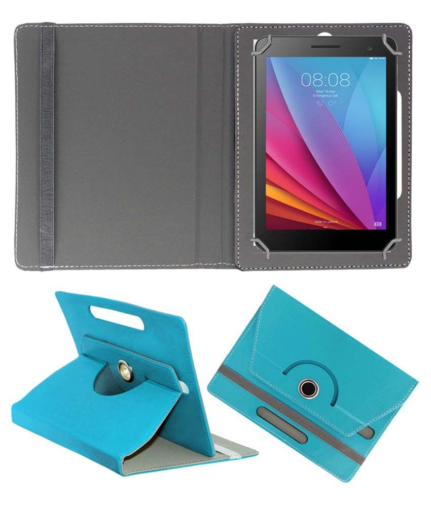 ACM Pouch For Huawei Mediapad T1 7.0 Cover-Blue