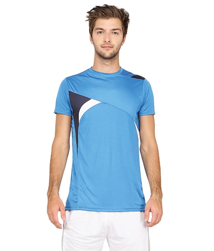Campus Sutra T Shirts (Blue)