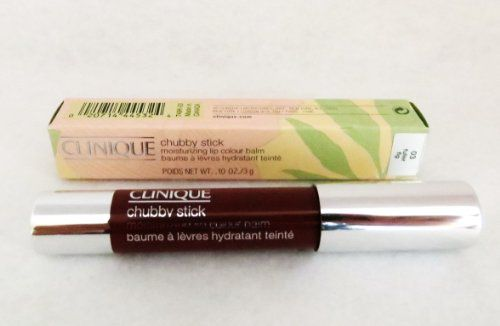 Clinique Imported Clinique Chubby Stick Moisturizing Lip Colour Balm, #03 Fuller Fig