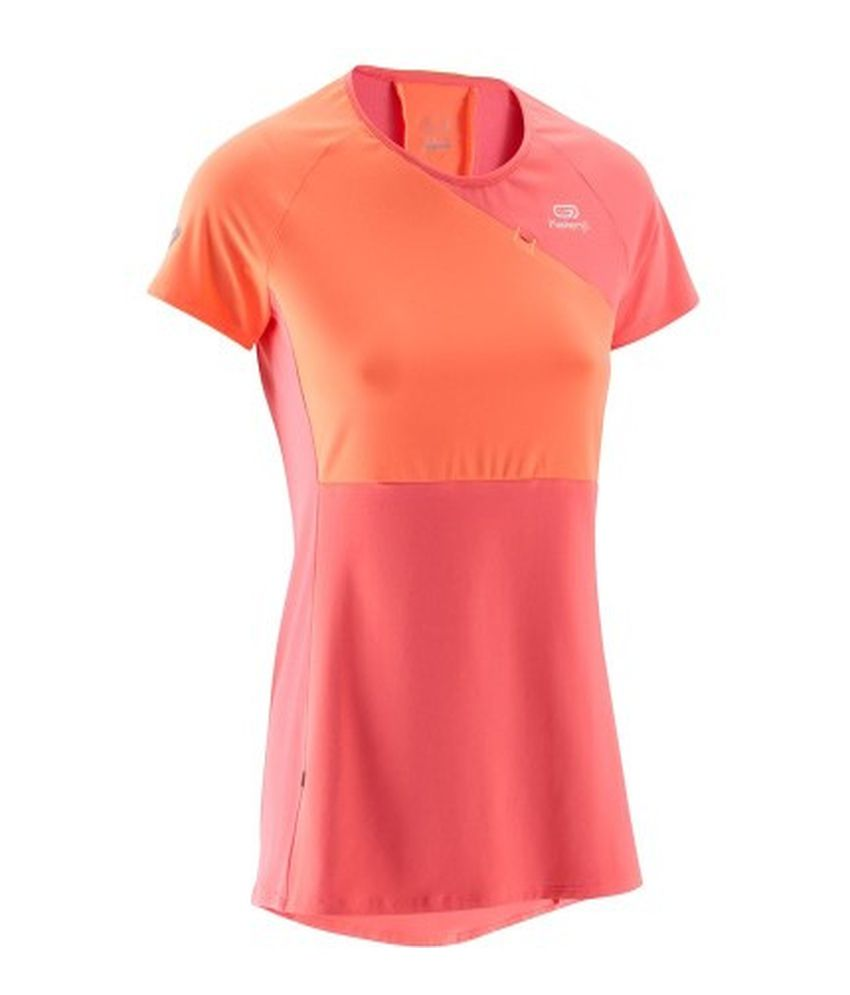 KALENJI Eliofeel Women Running T Shirt By Decathlon