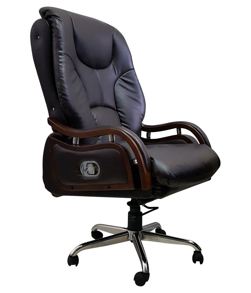 Manhattan High Back Recliner Office Chair
