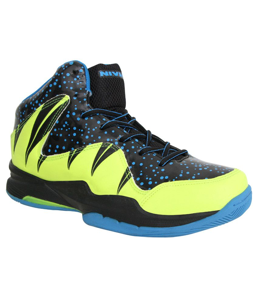 Nivia Heat Basketball Shoes Online
