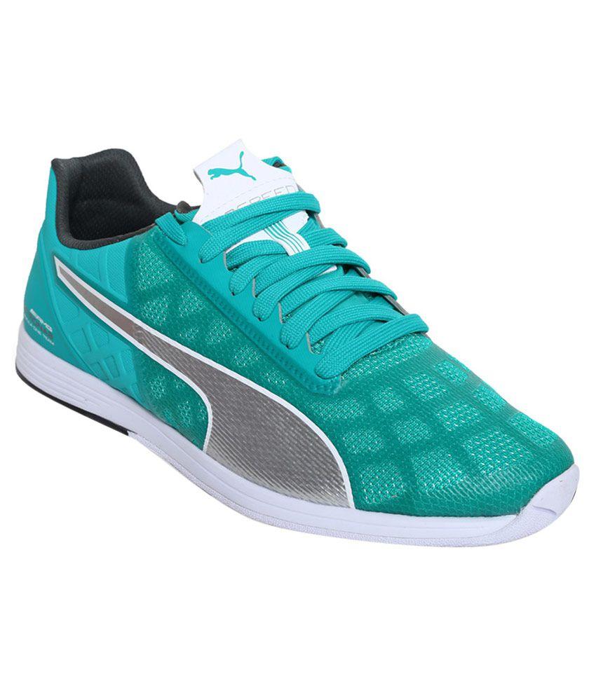 Buy Puma Mamgp Evospeed Sock Green
