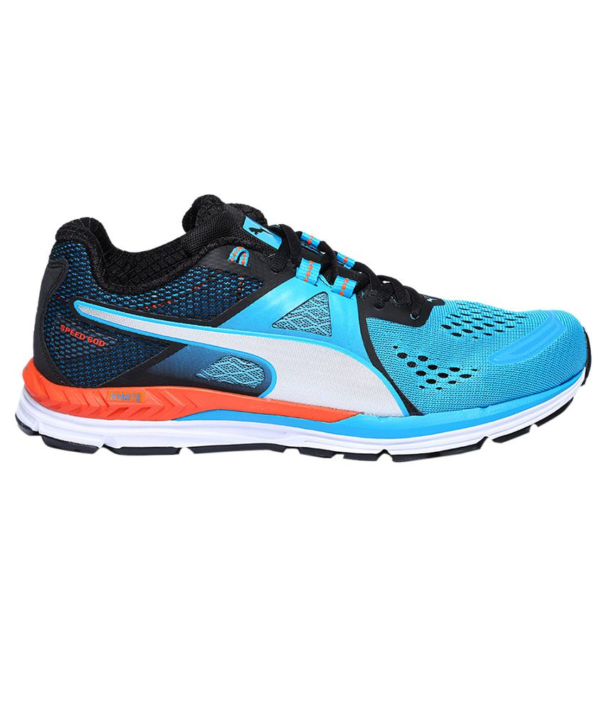 7f5409acedf Puma Speed 600 Ignite Blue Running Sports Shoes - Buy Puma Speed 600 ...