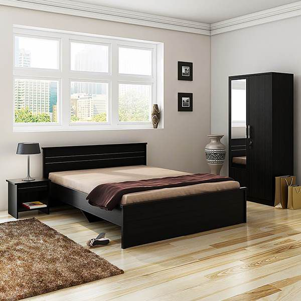 Master Bedroom Size For Queen Bed