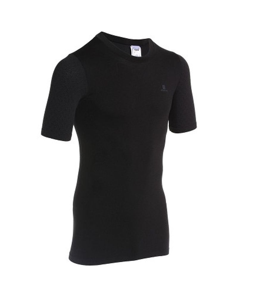 DOMYOS Sculpt Men's Strength Training T-Shirt By Decathlon