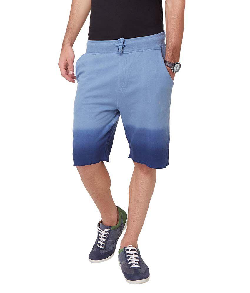 Elaborado Blue Shorts