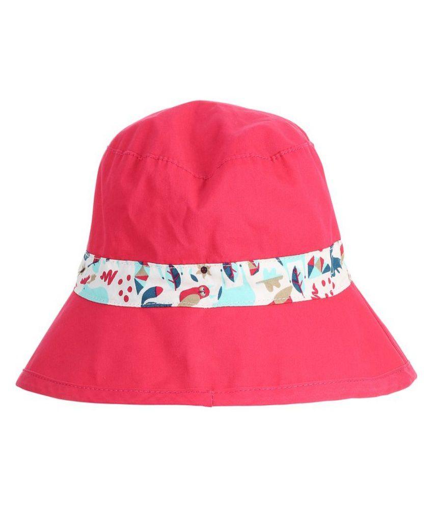 QUECHUA Anti UV Kids Hiking Sun Hat By Decathlon
